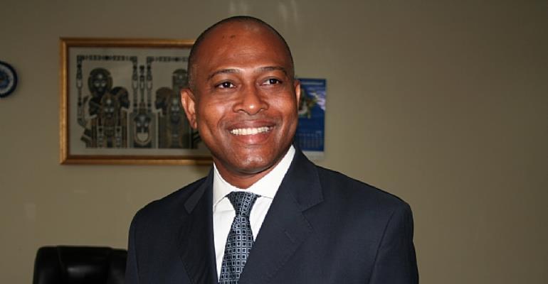 The Managing Director of Ghana Commercial Bank (GCB), Mr. Simon Dornoo