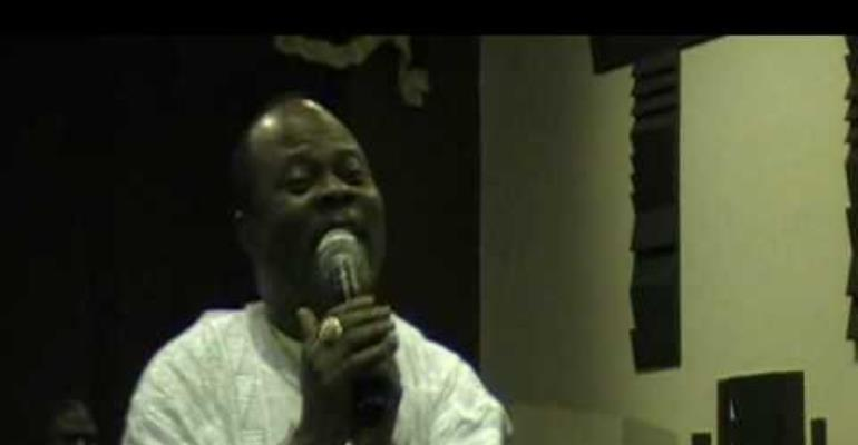 CELEBRITY QUOTE: JONATHAN HAS BEEN TOILING WITH THE DESTINY OF OUR COUNTRY SINCE HE TOOK OVER—ACE BROADCASTER BAYOWA