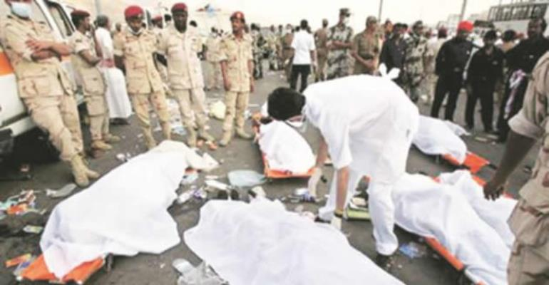 Hajj Stampede: Where Was Allah?