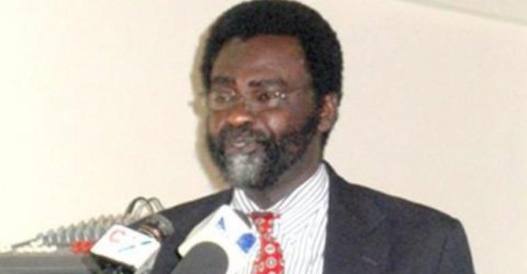 Dr. Richard Amoako-Baah