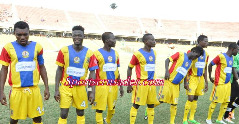 Official: Hearts of Oak confirm Kwame Kizito signing
