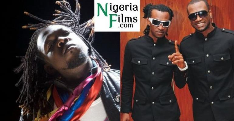 P-Square's New Single, 'Alingo' Stirs Controversy From Timaya