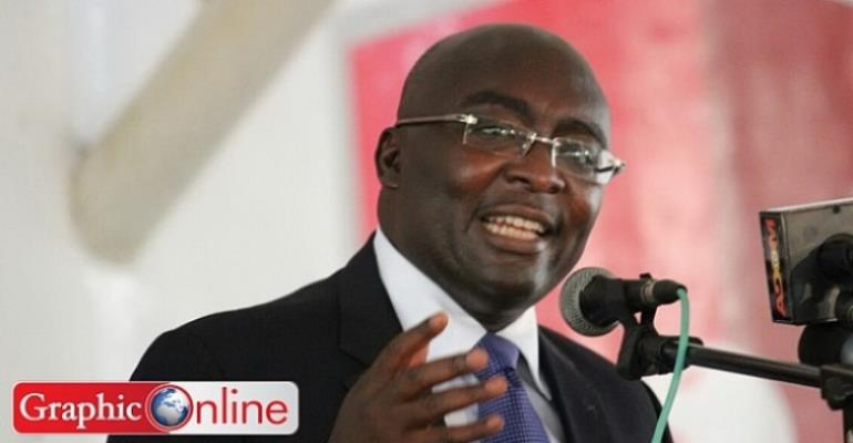 Bawumia stirs controversy but Akomea defends him,NDC criticises remark