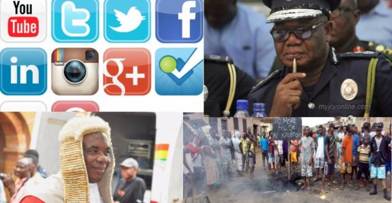 Week at a glance: SC Judge's comment, Police consideration of social media blockade dominate