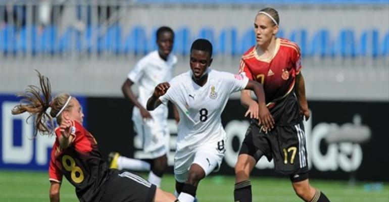 Germany grind out win over Ghana
