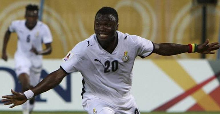 Adiyiah: I still have a place in the Black Stars team
