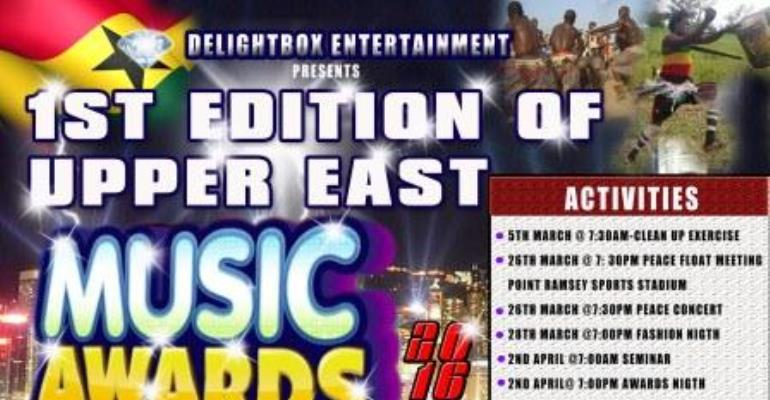 Upper East Music Awards 2016