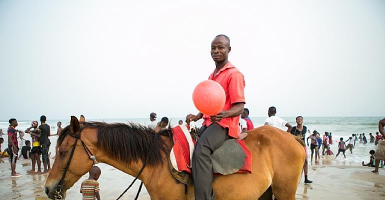 IMPREINT Portrait Day In Accra