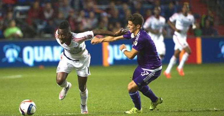 Green Card: David Accam gets permanent resident status in the United States