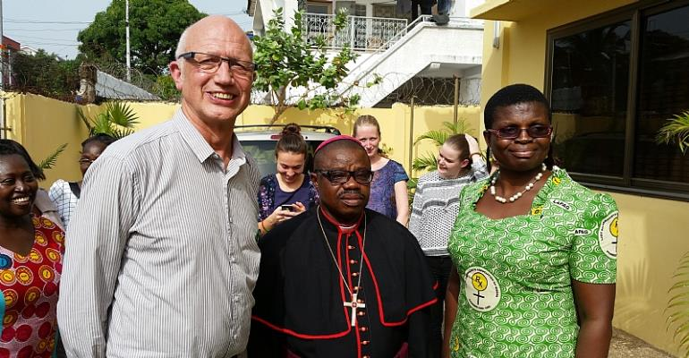 Anglican Church, and Pharmacists forge collaboration to promote safer use of medicines