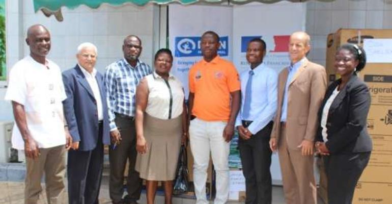 Plan International Ghana supports three shelter homes