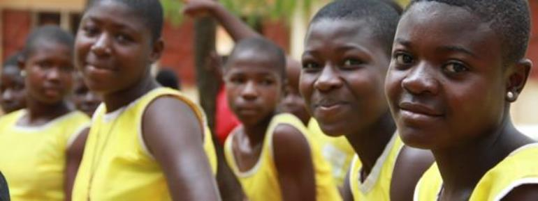 Volta region losing out on scholarship package for girls