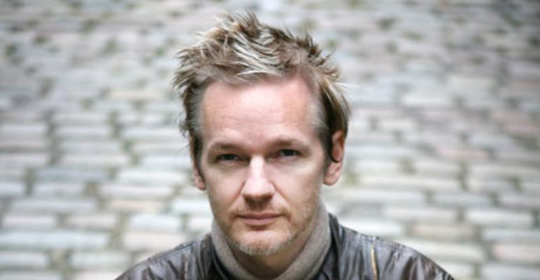 Julian Assange: Facebook Is a Spy Machine