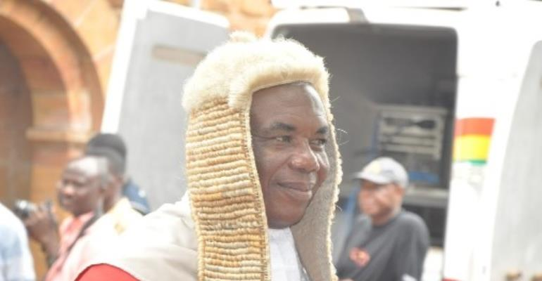 We were clear: EC must remove NHIS card holders – Supreme Court judge