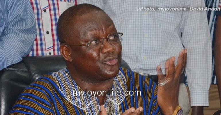 My brother is not responsible for Adam Mahama's death - Paul Afoko