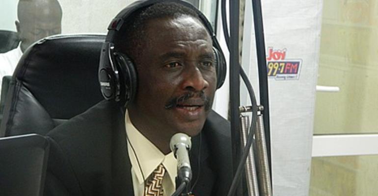 Lower Manya Krobo MP Teye Nyaunu