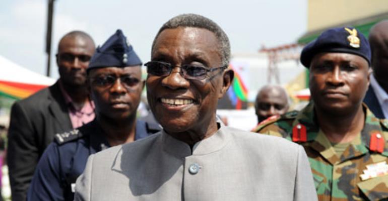 John Atta Mills has left Ghana a challenging legacy by CAMERON DUODU
