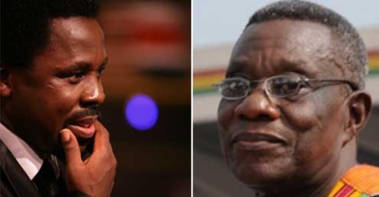 GHANA VS NIGERIA ,who shall we tell ?
