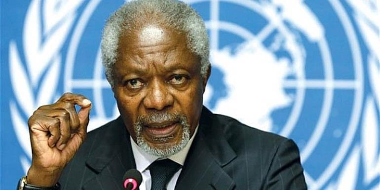 Kofi Annan, Global Leaders To Discuss Future Of Global Citizenship & Solutions To Refugee Crisis At Global Citizen Forum 2015