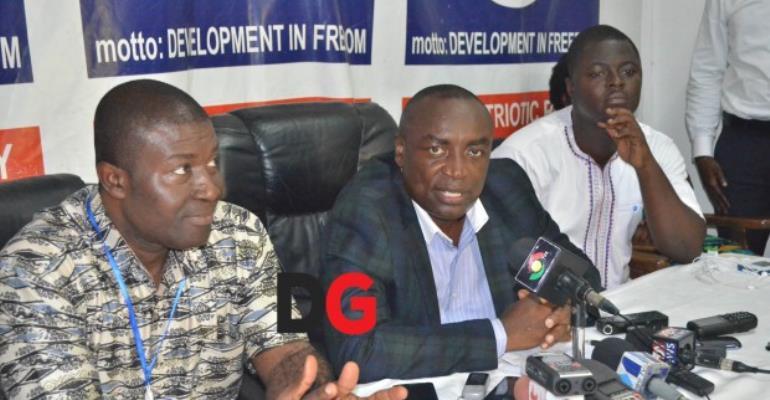 NPP Votes Out Afoko