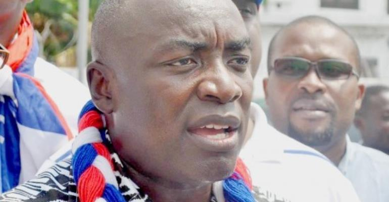 Kwabena Agyepong Has Not Apologized Nor Begged For Leniency – Aide