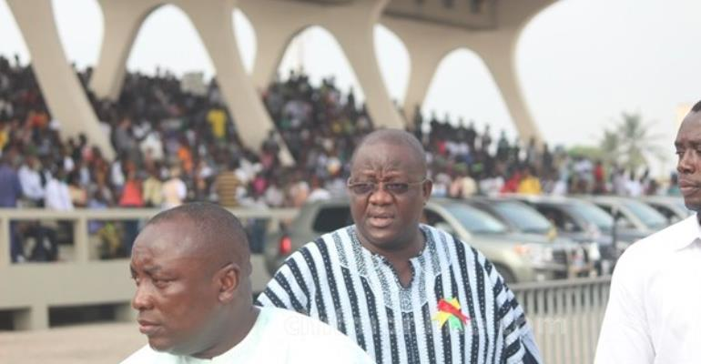 Kwabena Agyepong Hates Akufo-Addo – Musa Superior Alleges