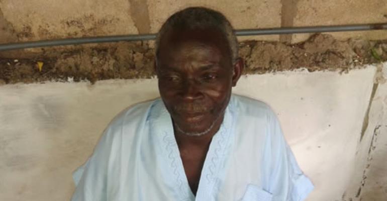 Ghanaian Prophet claims he has Ebola cure