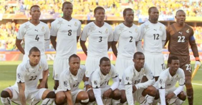 Press Briefing On Black Stars Preparation For The World Cup Qualifying Play Offs First- Leg Match Against Egypt