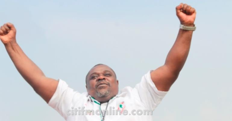 NDC manifesto ready to be launched – Anyidoho