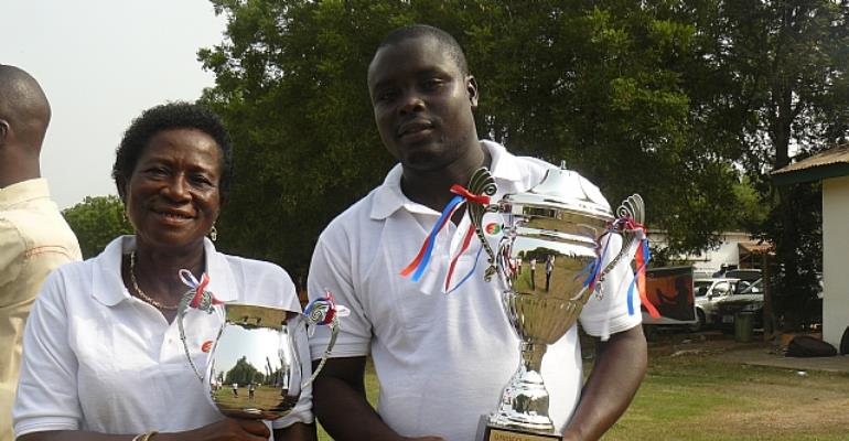 Vincent Glides to Victory at GRIDCo Classic Golf Tourney …
