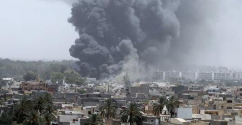 Ten Myths in the War Against Libya