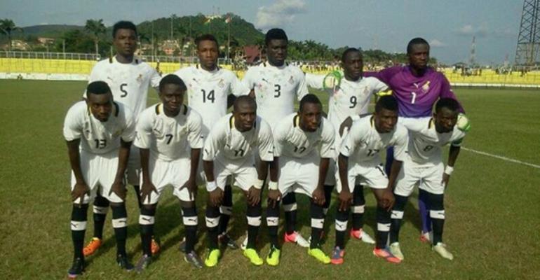 CHAN 2014:Ghana vs Congo preview