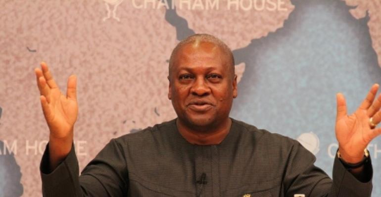 Official: What John Mahama Actually Said At Kumasi Tour