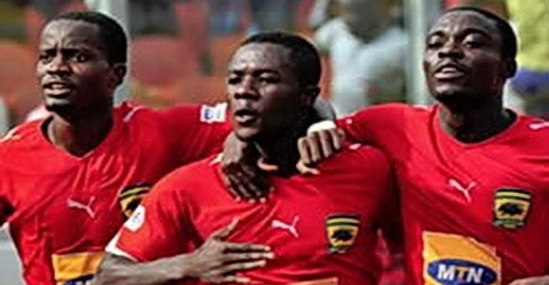 Kotoko thump Japekrom 5-0 in MTN FA Cup