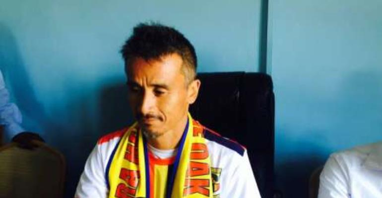 Kenichi Yatsuhashi: Coach leaves Hearts a proud man after passing first pro test