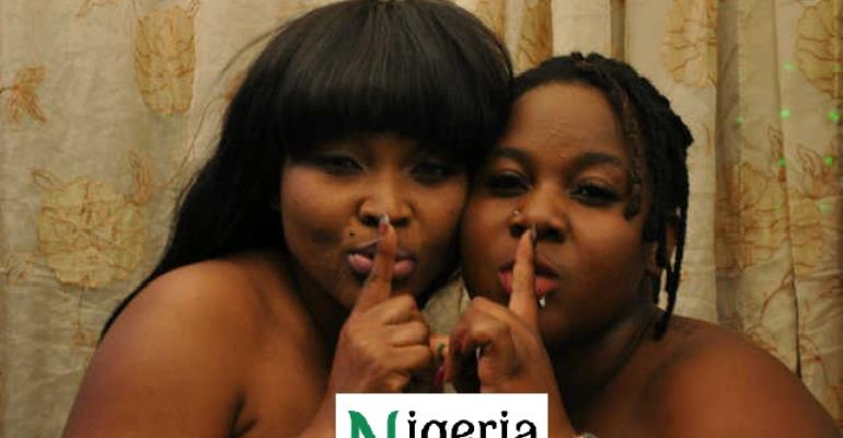 Mercy Aigbe In Dirty Sex Act With Anu Sosanya