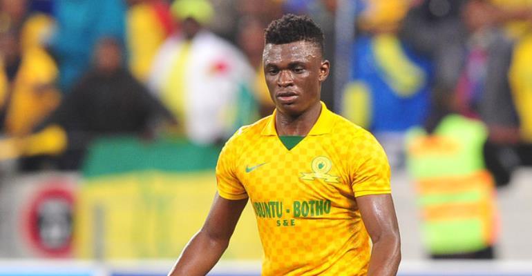 Mamelodi Sundowns defender Rashid Sumaila to seal Asante Kotoko loan move today