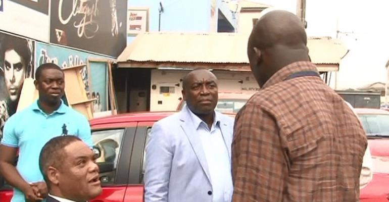 Video: NPP, CPP, PPP General Secretaries boycott Joy FM's Newsfile