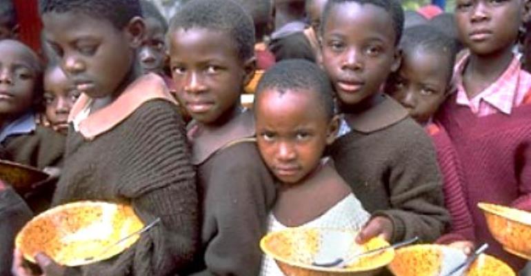 School boy works to raise GH¢20 million for Somalia famine victims