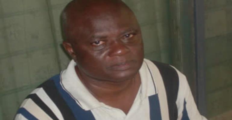 Paa Kwesi Evans- Principal of NLTI