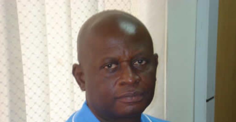 Paapa Assan, Central Regional Director, NYA