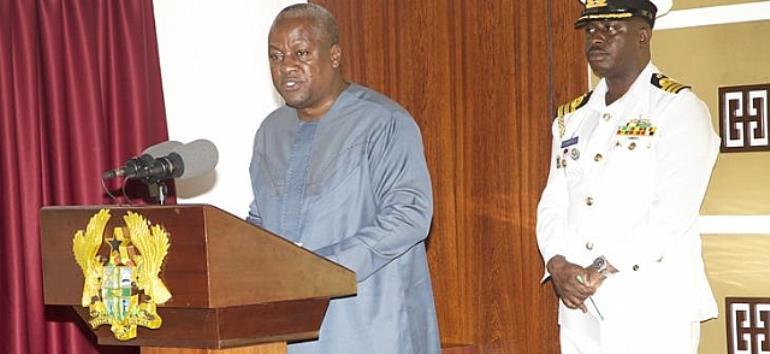 African Leaders Must Quicken EPA Agreement—Mahama