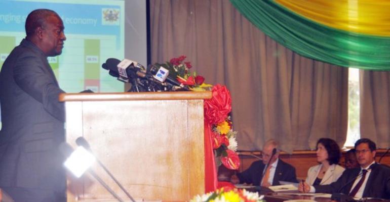 President Mahama initiates moves to galvanize political unity in Ghana