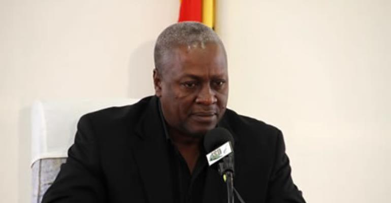 President Mahama mourns Prof Kofi Awoonor