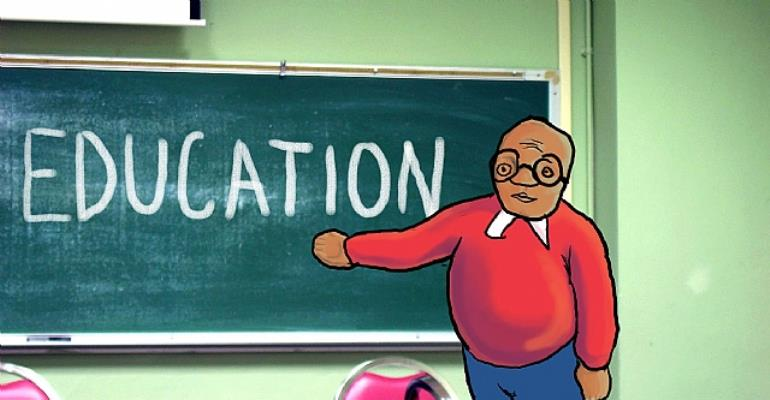 Ghana's Education is suffering from Kwashiorkor.