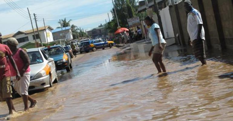 Failure Of NADMO To Provide Necessary Support For Flood Victims In Jomoro Is Unacceptable