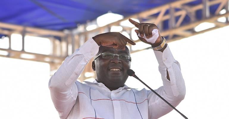Bawumia Raises More Questions on Ameri & MMT Rebranding