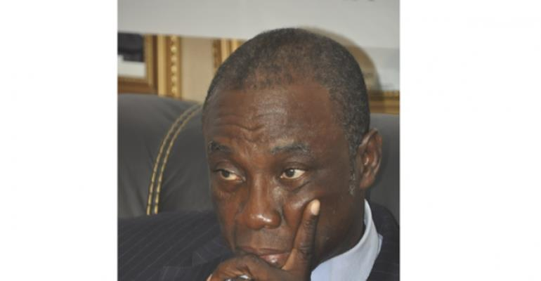 Engineers & Planners got AMERI contract on sole-sourcing - Donkor