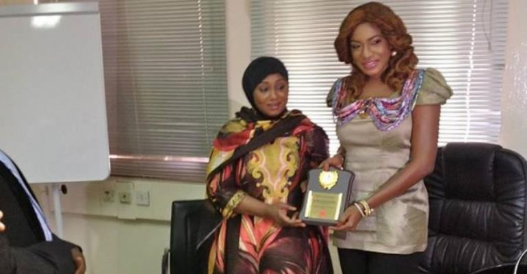 Chika Ike Named Brand Ambassador For National Refugee and Displaced Persons