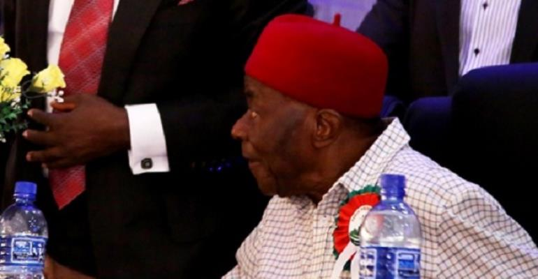 Presumed IPOB Founder, Justice Eze Ozobu Denounces Radio Biafra And Nnamdi Kanu, As Igbo Mandate Congress Seeks Release Of Protesters